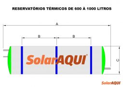 RESERVATÓRIOS 600-1000L